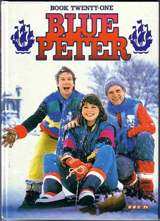 Blue Peter Annual 1985 - Book Twenty-One