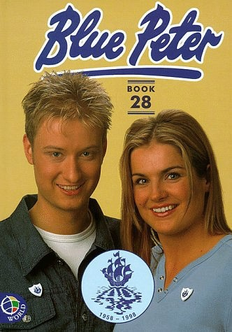 Blue Peter annual book 28