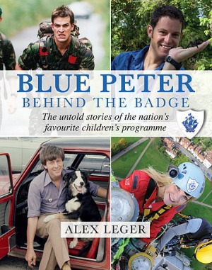 Blue Peter book