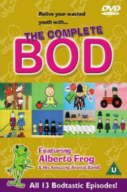 The Complete Bod DVD