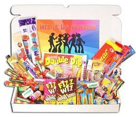 Born in the Seventies Sweets Gift Box