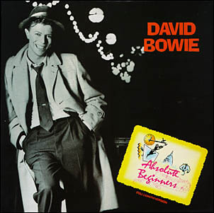 David Bowie Absolute Beginners vinyl