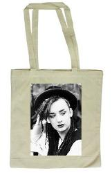 Boy George 80s Shopping Bag