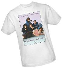 The Breakfast Club - Official 80s poster T-shirt