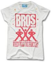 Bros When Will I Be Famous T-shirt