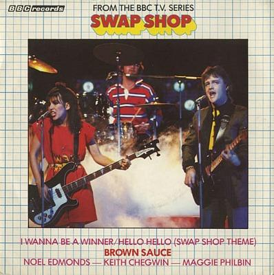 Brown Sauce - I Wanna Be A Winner (1981 7