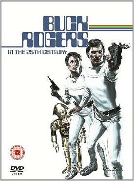 Buck Rogers in the 25th Century DVD