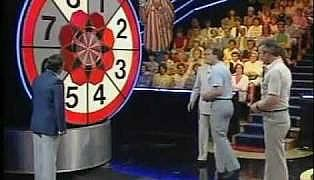 Bully's Prize Board on Bullseye - ITV