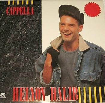 Cappella - Helyom Halib (1989) Belgian single sleeve