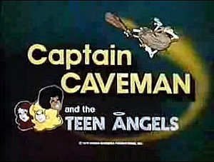 Captain Caveman and the Teen Angels - Opening Titles