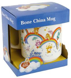 Care Bears bone china mug - officially licesnsed