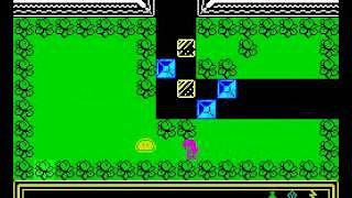 Screenshot from Chaos on the ZX Spectrum