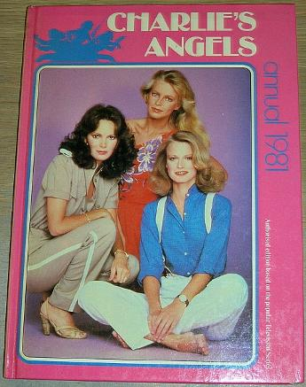 Charlie's Angels Annual 1981