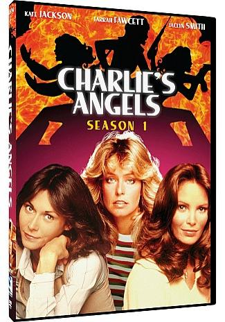 Charlie's Angels Season 1 DVD