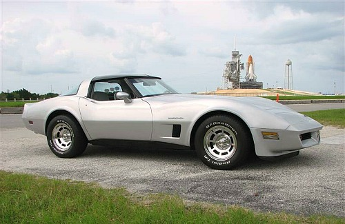 1982 Corvette coupe