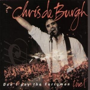 Don't Pay The Ferryman 7 inch vinyl sleeve - Chris De Burgh