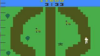 Chuck Norris Superkicks screenshot from Atari 2600