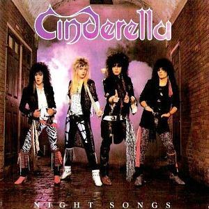 80s Hair Metal Band Cinderella