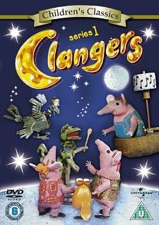 70s Kids TV - The Clangers