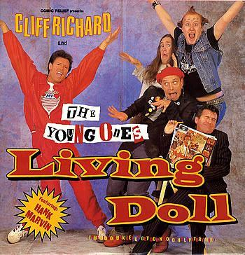 Cliff Richard and The Young Ones - Living Doll (1986)