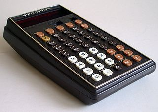 Commodore PR-100 Calculator