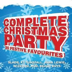 Complete Christmas Party CD