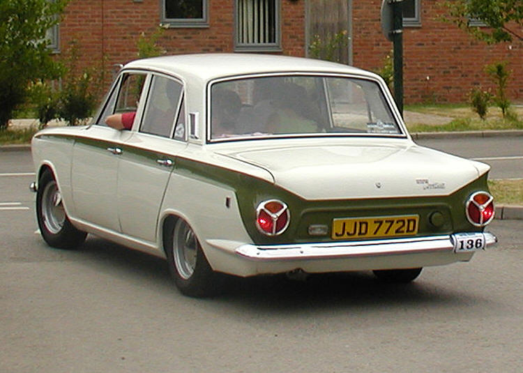 Ford Cortina Consul Retro Cars At Simplyeighties Com