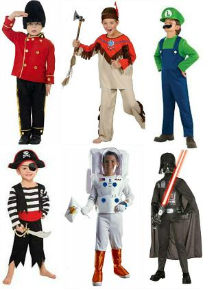 80s and Retro Costume Ideas for Boys