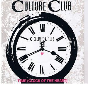 Culture Club - Time (Clock Of The Heart) Single Sleeve