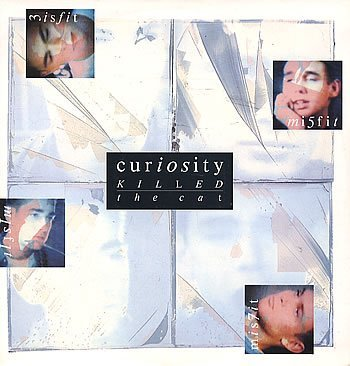 Curiosity Killed The Cat - Misfit 12 inch