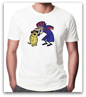Dick Dastardly & Muttley T-Shirt