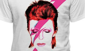Best David Bowie T-shirts