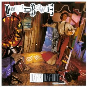 David Bowie - Day In, Day Out - single sleeve artwork