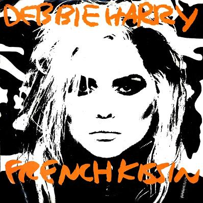 Debbie Harry - French Kissin' - 1986 single sleeve