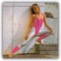 80s Fashion 1983 - Workout