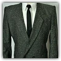 1980s Flecked Suits for Men