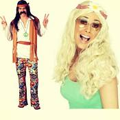 Hippy Costumes for Adults