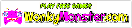 Wonky Monster Browser Games
