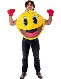 Deluxe Pac-Man Costume