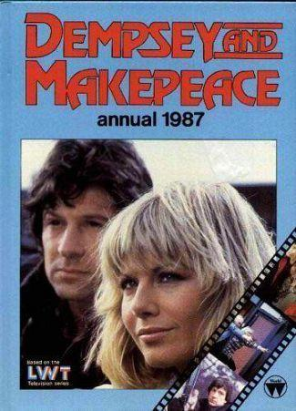 Dempsey and Makepeace Annual 1987