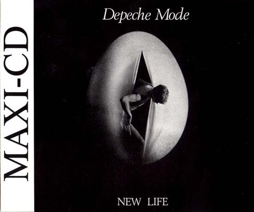 Depeche Mode - New Life (Maxi Single)