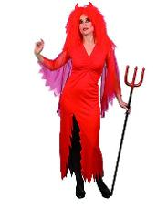 Devil Lady Costume