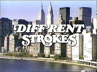 Diff'rent Strokes title screen