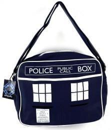 Doctor Who Tardis Sports Bag