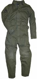 Top Gun Overalls - Boiler Suit - Green