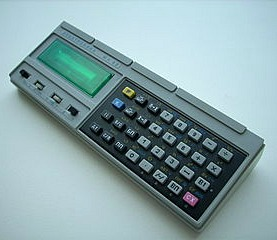 Elektronika MK-52 programmable calculator