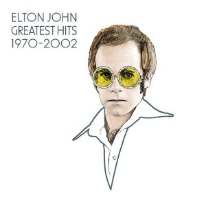 Elton John Greatest Hits album