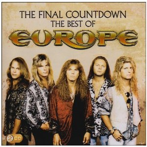 80s Hair Metal Band Europe