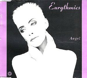 Eurythmics - Angel vinyl single sleeve