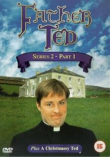 Father Ted - Ardal O' Hanlon as the dense Father Dougal McGuire